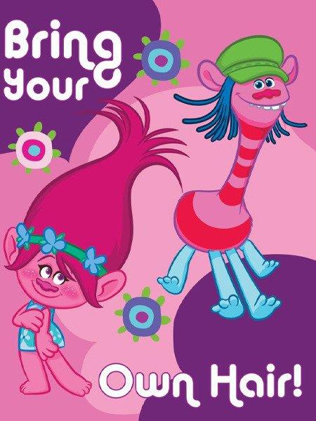 b6a82ef11 Fleece Deka Trollovia Poppy 16 - Deti, Mládež a Licenčné Výrobky ...