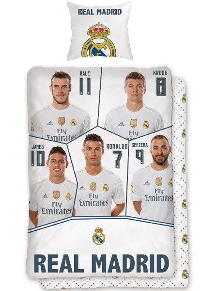 6faac7ba3f0c2 Obliečky Real Madrid Team 074 - Deti, Mládež a Licenčné Výrobky ...
